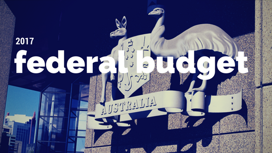 2017-2018 Federal Budget Update